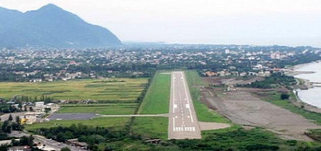 بازدید مدیرعامل شرکت فرودگاهها از باند جدید فرودگاه رامسر