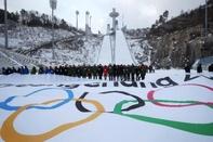 پهبادها امنیت المپیک زمستانی کره جنوبی را تامین میکنند