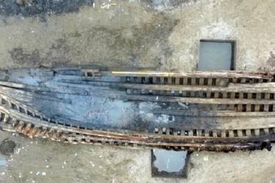 گمانهزنی در کشتی تاریخی قروق با احتیاط کامل انجام شده است
