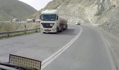 ترانزیت جادهای در یک نگاه ده ساله