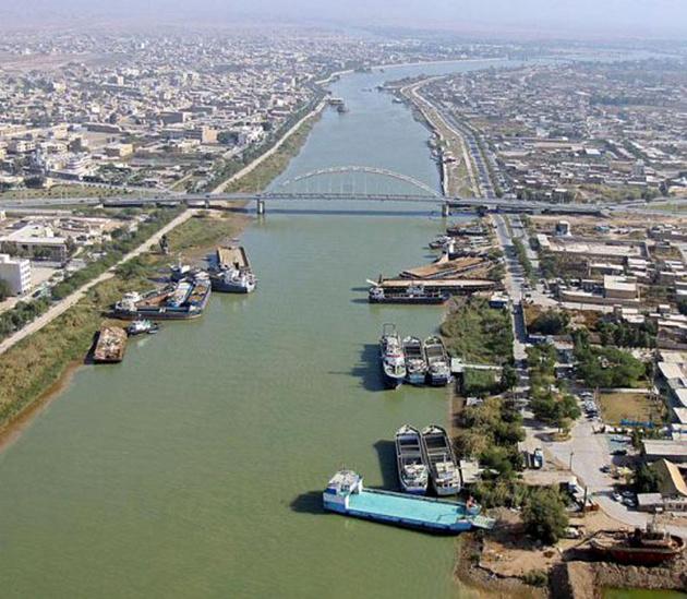 صادرات بیش از 162 هزار تن کالا از منطقه آزاد اروند به عراق