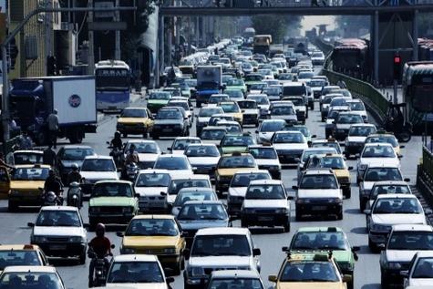 ریش و قیچی ترافیک در دست مردم
