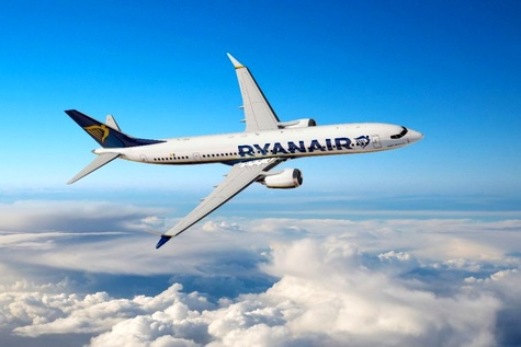 More MAXs for Ryanair
