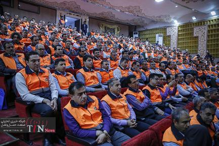 گردهمایی روسای ادارات راهداری و حملونقل جادهای سراسر کشور