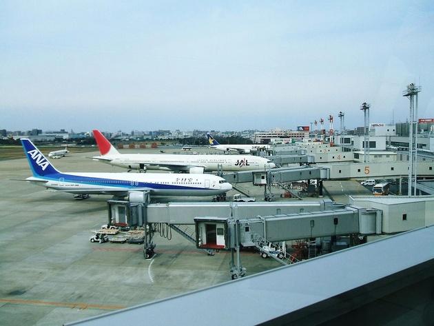 اختلال در پروازهای ژاپن همچنان ادامه دارد