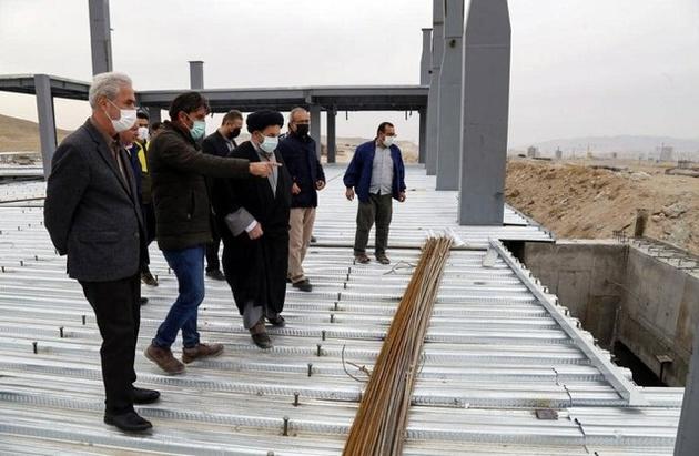 پروژه آزادراه تبریز- سهند آخرین مراحل ایمنسازی را طی میکند