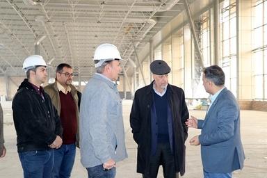 تاکید استاندار اصفهان بر طراحی پروژه های فرودگاهی استان بر اساس شاخص های ملی