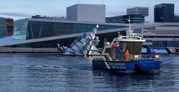 Port of Oslo to build zero emission working boat