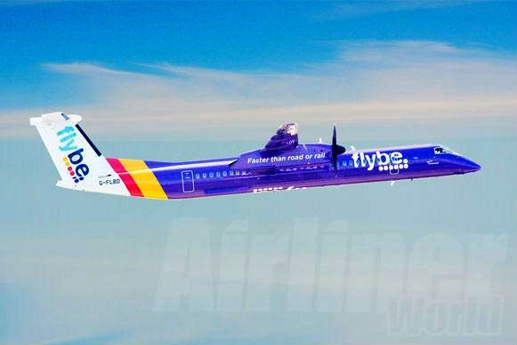 Flybe Eyes Eastern Tie-up