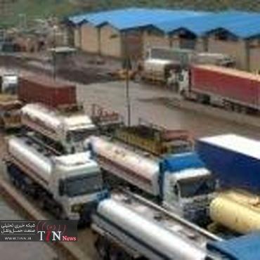 فعالیت صادراتی مرز مهران از سرگرفته شد