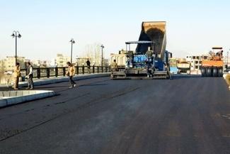 تاثیر تراکم آسفالت در کیفیت روسازی جادهها را ببنید