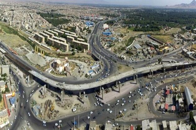 ۱۴ تقاطع غیرهمسطح جدید در ارومیه طراحی شد