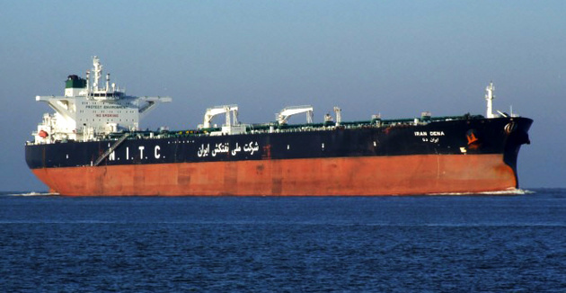 نفت ترش ایران به مقصد لهستان اوایل آذر بارگیری میشود