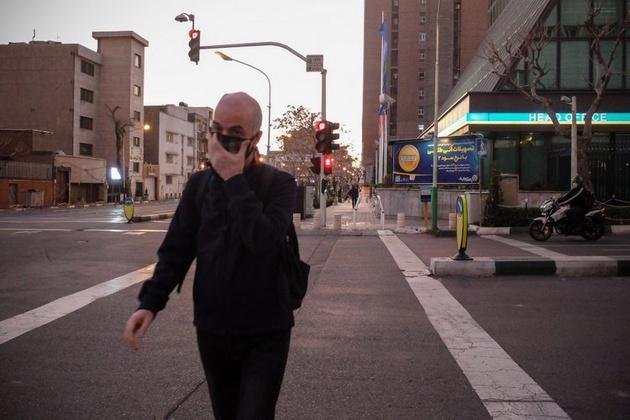 جریمه عدم استفاده از ماسک فقط در پایتخت اعمال می شود