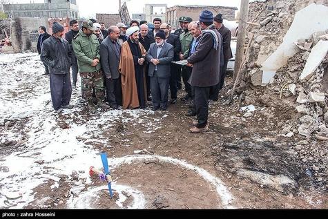 احداث نخستین واحد در مناطق زلزلهزده آذربایجان شرقی