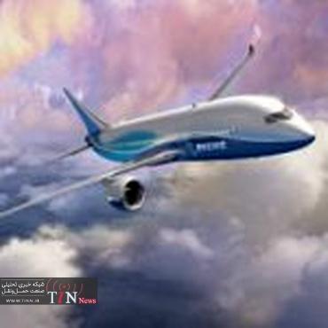 فرود اضطراری یک فروند هواپیمای اماراتی