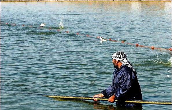 هجوم چینیها و عراقیها به آبهای جنوب