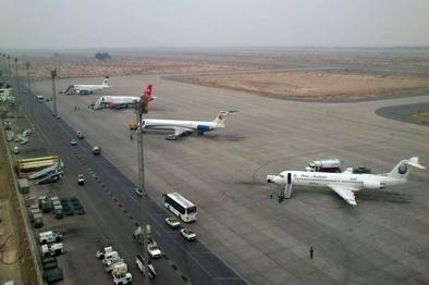 آمادگی فرودگاه اصفهان برای حمایت از فرودگاههای استانهای معین