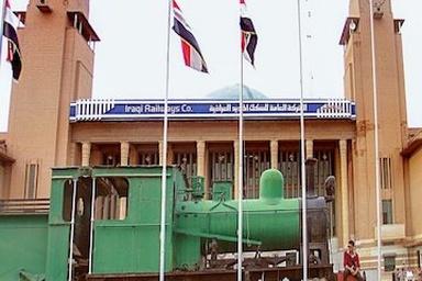 آغاز پروژه نوسازی خطوط ریلی مناطق غرب عراق