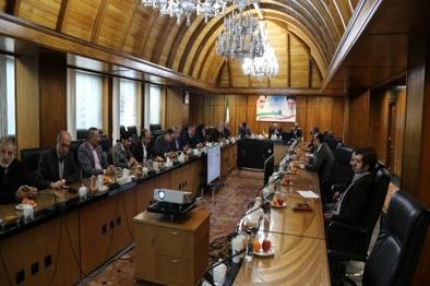 ارائه طرح «کمربند و راه» در شورای تخصصی حمل و نقل