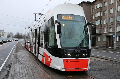 Tallinn plans tram extension and LRV order