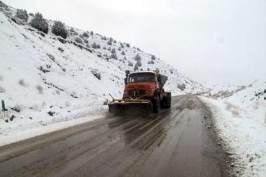 همه جاده های ارتباطی استان کردستان باز است