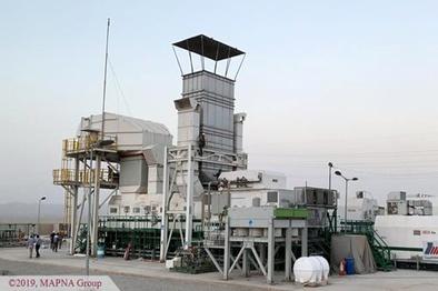 راهاندازی و بهرهبرداری آزمایشی اولین واحد ایستگاه تقویت گاز کوهدشت