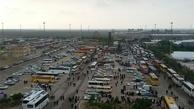 افزایش سه برابری ظرفیت پارکینگ مرز مهران