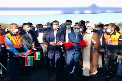 ۷ طرح راهداری تهران با بیش از ۱۵۰۰ میلیارد ریال هزینه افتتاح شد