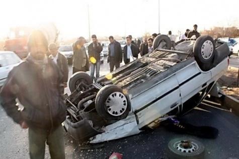 ۱۱ نفر در تصادفات شهریور در خراسان شمالی جان باختند