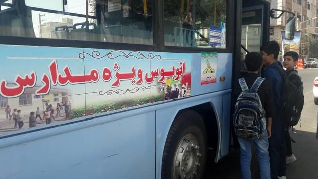 آمادگی ناوگان اتوبوسرانی پایتخت در صورت بازگشایی مدارس
