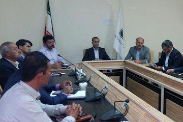 برگزاری نشست کارشناسی معاون حمل و نقل جادهای استان ایلام