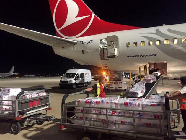 Two more Turkish Cargo stations achieve pharma standard