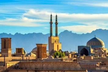 اینفوگرافی|  یزد، در صدر استانهای گردشگری ایران