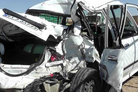 تفکیک آمار تلفات در سوانح رانندگی برحسب ماه و محل وقوع تصادف