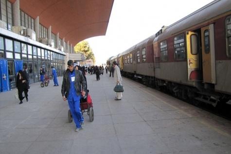 مشهد، مقصد نیمی از قطارهای نوروزی