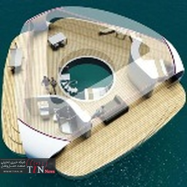 ساخت نخستین ویلای شناور جهان