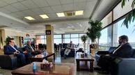 همکاری استانداری اردبیل در اجرای پروژه های فرودگاهی
