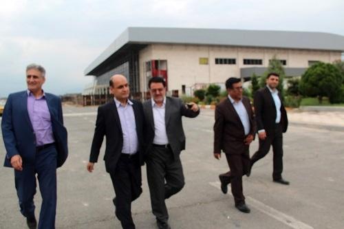 تاکید استاندار گلستان بر افتتاح پروژههای مهم فرودگاه گرگان