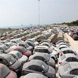 ترانزیت بیش از ۱۰۰ هزار خودرو از بندرلنگه