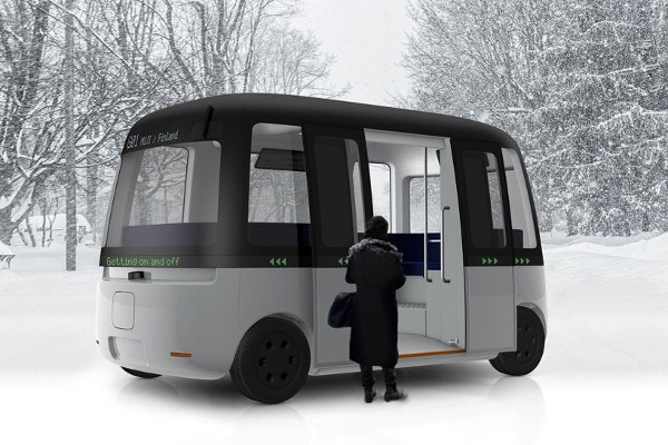 Muji and Sensible 4 developing first autonomous shuttle for use in all weather conditions