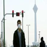 کیفیت هوای تهران برای گروه های حساس ناسالم می باشد