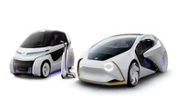 Toyota Defines Future of Mobility with Concept Car