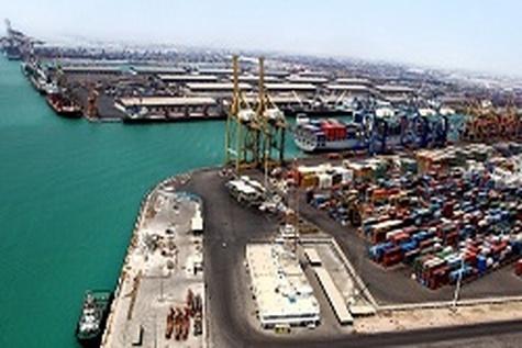 توسعه زیرساختهای بندری دریایی