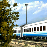 راهاندازی ۱۴ رام قطار فوقالعاده مشهد در هفته وحدت