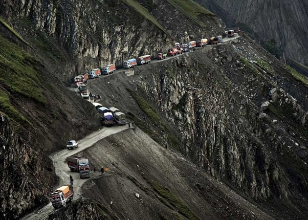 List of Top 10 Most Dangerous Roads in the World