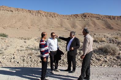 کاهش 110 کیلومتر از مسیر لارستان به فدامی داراب