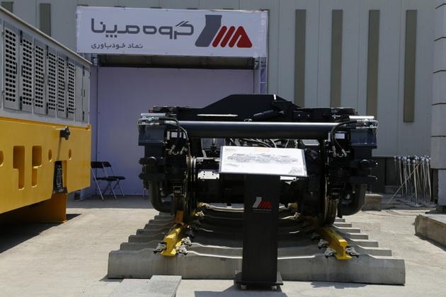 پازل تولید خودروی برقی ایرانخودرو تکمیل میشود