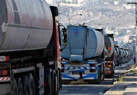 توقف ۲۲ کامیون عراقی پشت مرزهای ایران