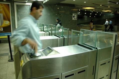 بازدید مدیران حمل و نقل میلان از متروی تهران
